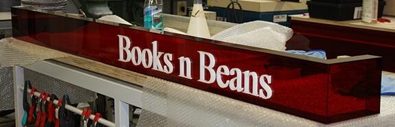 Lichtband Books n Beans